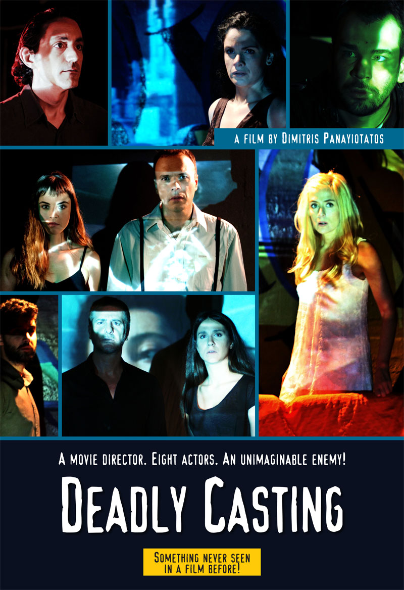 DeadlyCasting poster ENG